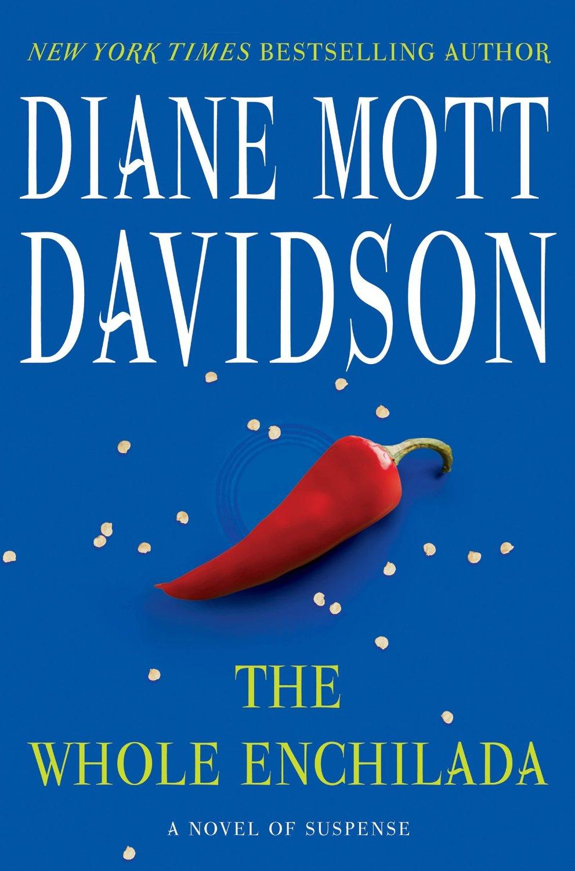 diane mott davidson book list in chronological order