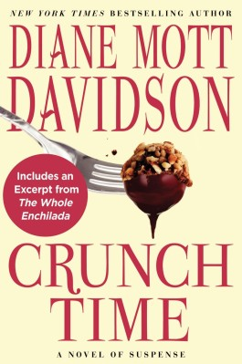 Diane Mott Davidson Crunch Time