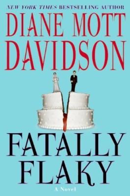 Diane Mott Davidson Fatally Flaky