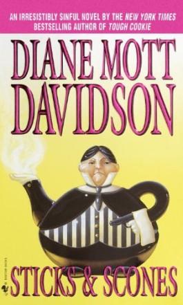 Diane Mott Davidson Sticks And Scones