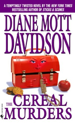 Diane Mott Davidson The Cereal Murders