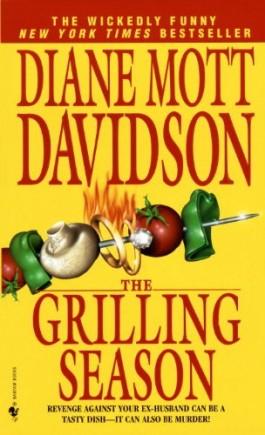 Diane Mott Davidson The Grilling Season