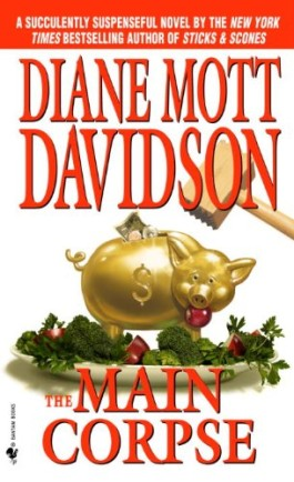 Diane Mott Davidson The Main Corpse