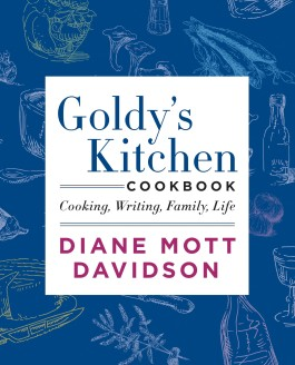 Diane Mott Davidson Goldy's Kitchen Cookbook