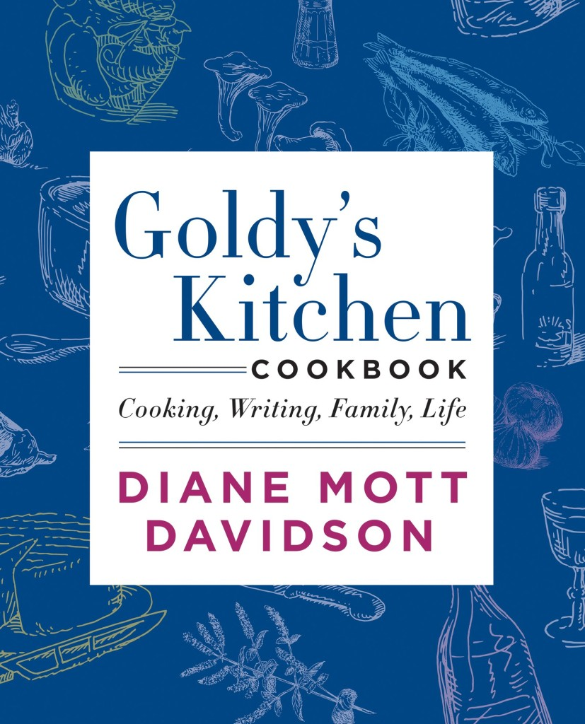Goldy's Kitchen Cookbook cover